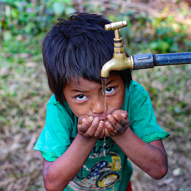 Clean Water Well