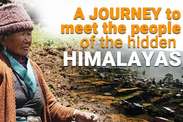 A Journey To Meet The People Of The Hidden I Himalayas I Part 1