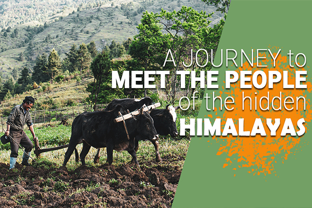 A Journey To Meet The People Of The Hidden I Himalayas I Part 2