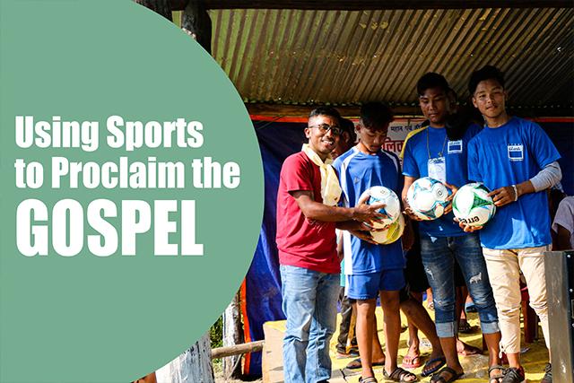Football - Popular Sport For Gospel Sharing