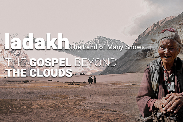 The Gospel Beyond The Clouds